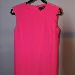Victoria Beckham x Target fuchsia dress
